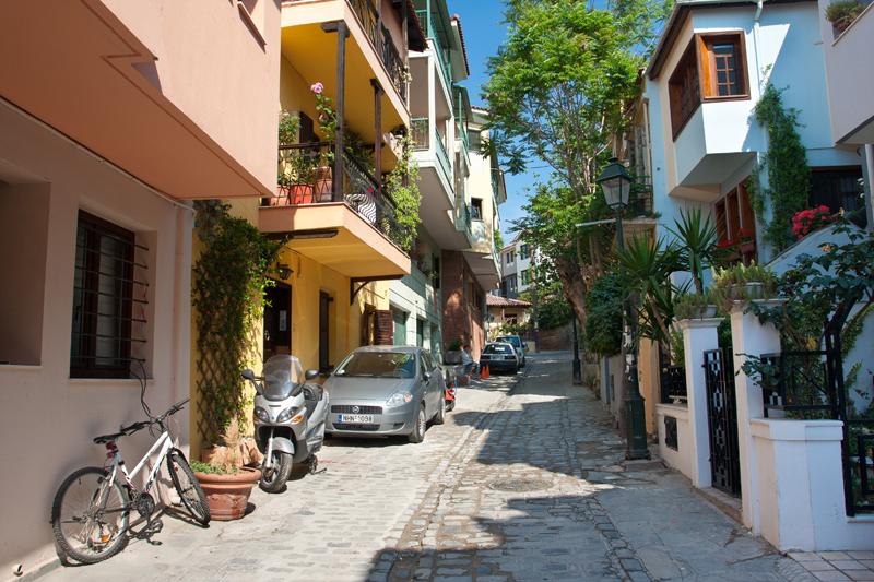 греция.салоники фото
